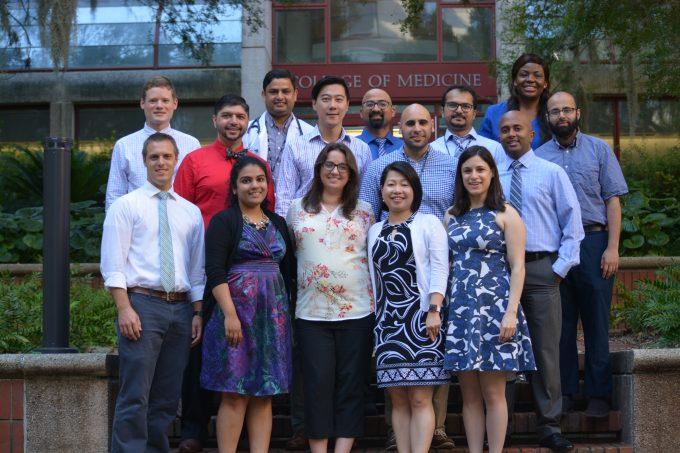 2018 Fellows Group Pic
