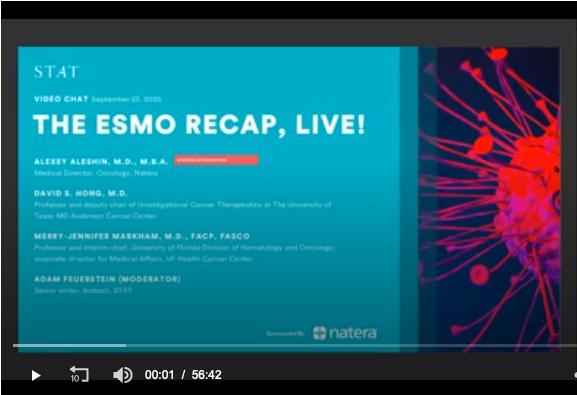 ESMO recap image